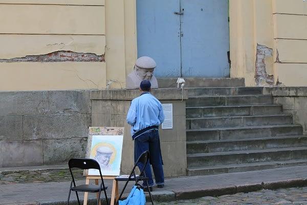 Art in Riga