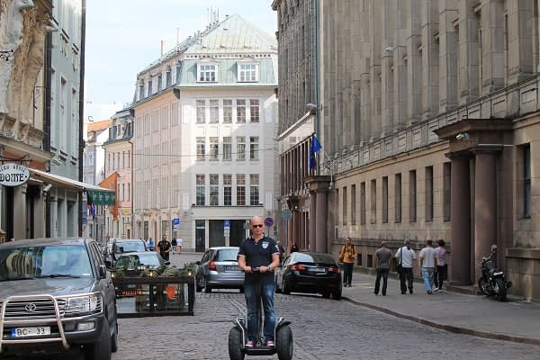 A great tour of Riga