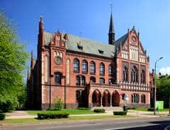 The best places to visit in Riga Art Academy