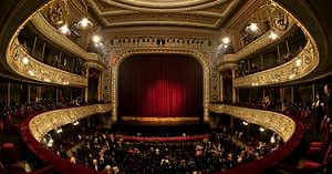 The best places to visit in Riga Latvian National Opera