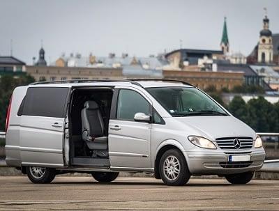 Transfer services in Riga