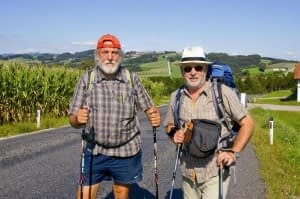 Travelers from Austria