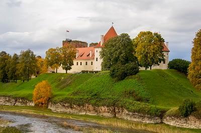 Bauskas castle tour